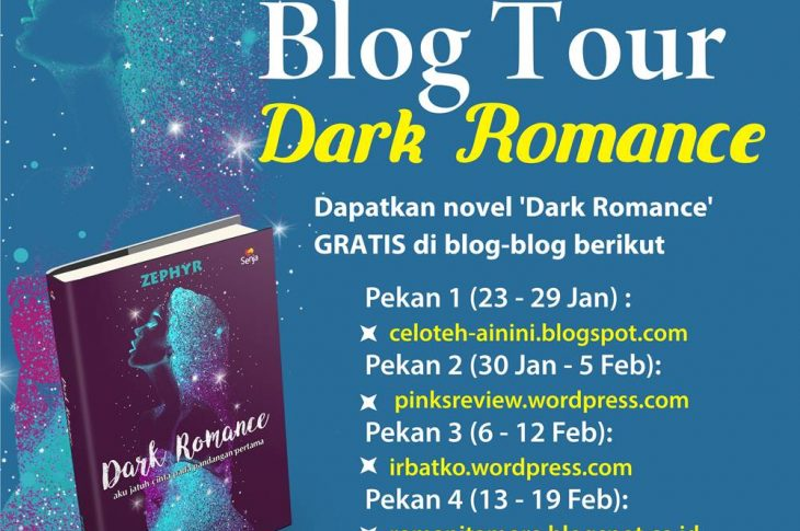 Blog Tour Dark Romance Edisi Januari-Februari 2017